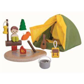 Camping set plantoys