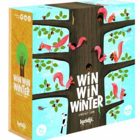 Win Win Winter recorrido y estrategia