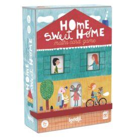 juego de cartas home sweet home