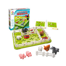 Orden en la granja smart games