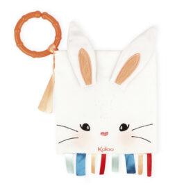 Libro de actividades el conejo. Kaloo