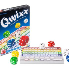 Qwixx, Roll and Play, Mercurio