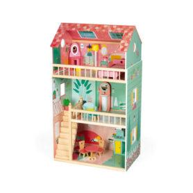 Casa de muñecas de madera, Janod