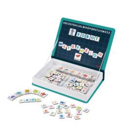 Libro magnético alfabeto en inglés