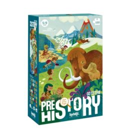 Puzzle Go to the Prehistory